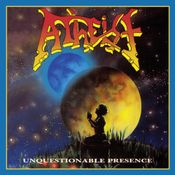 Unquestionable Presence by ATHEIST album cover