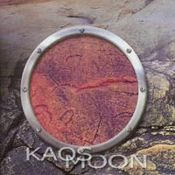 The Circle Of Madness by KAOS MOON album cover