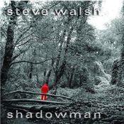 Shadowman by WALSH, STEVE album cover
