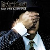 Relic Of The Modern World by PRESTO BALLET album cover