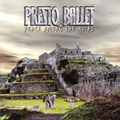 Peace Among The Ruins by PRESTO BALLET album cover