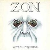 Astral Projector by ZON album cover