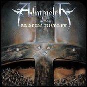 Broken History by ADRAMELCH album cover