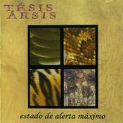 Estado De Alerta Maximo by TESIS ARSIS album cover