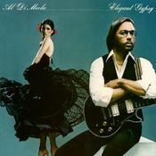 Elegant Gypsy by DI MEOLA, AL album cover