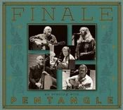 Finale by Pentangle, The album rcover