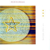In The Round by PENTANGLE, THE album cover