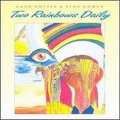 Two Rainbows Daily by HOPPER, HUGH album cover