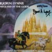 Wolves of the Gods  by LYNNE, BJORN album cover