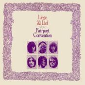 Liege & Lief by FAIRPORT CONVENTION album cover