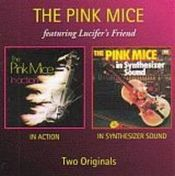 In Action/In Synthesizer Sound by PINK MICE, THE album cover