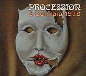 9 Gennaio 1972 by PROCESSION album cover