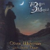 The 3 Ages Of Magick (with Steve Howe) by WAKEMAN, OLIVER album cover