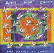 The People At Large by AMPS FOR CHRIST album cover
