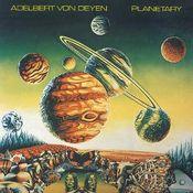 Planetary by VON DEYEN, ADELBERT album cover
