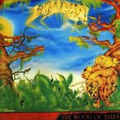 The Wood Of Tales by MALIBRAN album cover