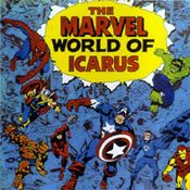 The Marvel World Of Icarus by ICARUS album cover