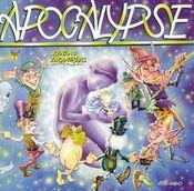 Lendas Encantadas by APOCALYPSE album cover