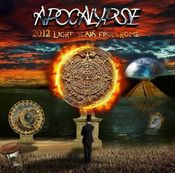 2012 Light Years From Home by APOCALYPSE album cover