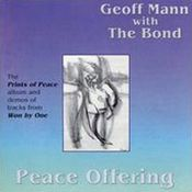 With The Bond - Peace Offering  by MANN, GEOFF album cover