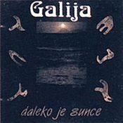 Daleko je sunce by GALIJA album cover