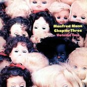 Manfred Mann Chapter Three - Volume 2 by MANN'S CHAPTER THREE, MANFRED album cover
