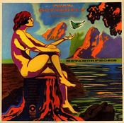 Metamorphosis by IRON BUTTERFLY album cover