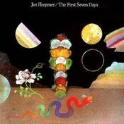 The First Seven Days by HAMMER, JAN album cover