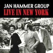 Live in New York by HAMMER, JAN album cover