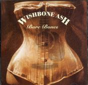 Bare Bones by WISHBONE ASH album cover