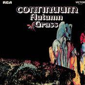 Autumn Grass by CONTINUUM album cover