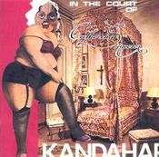 In the Court of Catherina Squeezer by KANDAHAR album cover