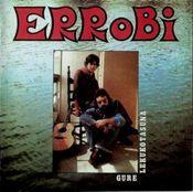Gure lekukotasuna  by ERROBI album cover