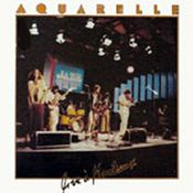 Live In Montreux by AQUARELLE album cover
