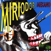 Mekano by MIRIODOR album cover