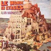Le Monde En Étages by MARKUSFELD, ALAIN album cover