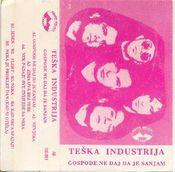 Gospode Ne Daj Da Je Sanjam by TESKA INDUSTRIJA album cover