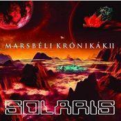 Martian Chronicles II by SOLARIS album cover