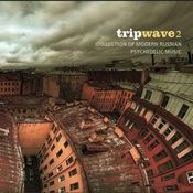 Tripwave 2 - Collection Of Modern Russian Psychedelic Music by VARIOUS ARTISTS (CONCEPT ALBUMS & THEMED COMPILATIONS) album cover