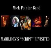 Marillion's Script Revisited (by Mick Pointer Band) by VARIOUS ARTISTS (TRIBUTES) album cover