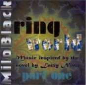 Ringworld (Part One) by MILO BLACK album cover