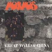 Great Wall Of China by MORMOS album cover