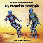 La planète sauvage by GORAGUER, ALAIN album cover