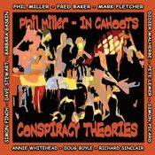 Conspiracy Theories by MILLER, PHIL album cover