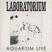 Aquarium Live by LABORATORIUM album cover