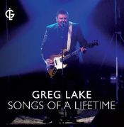 Songs Of A Lifetime by LAKE, GREG album cover
