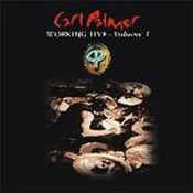 Working Live Volume 1 by PALMER, CARL album cover