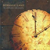 Blaming Season by STRANGE LAND album cover
