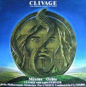 Mixtus Orbis by CLIVAGE, ANDRE FERTIER'S album cover
