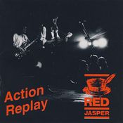 Action Replay by RED JASPER album cover